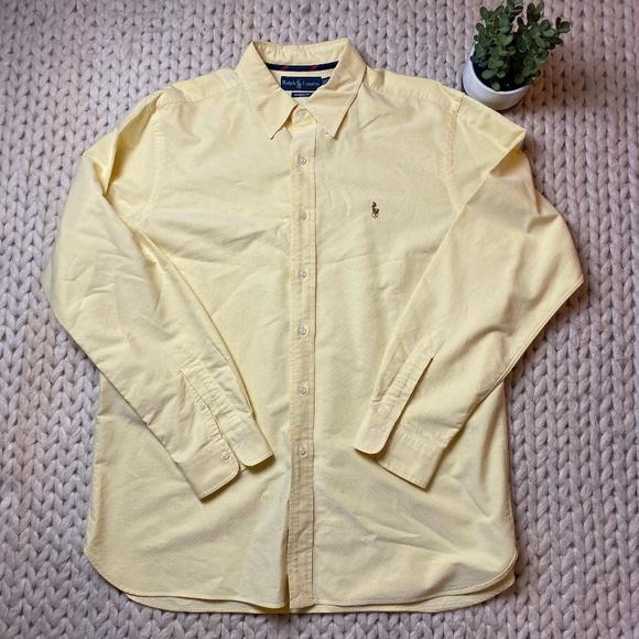 Ralph Lauren Other - EUC Ralph Lauren classic fit button-down